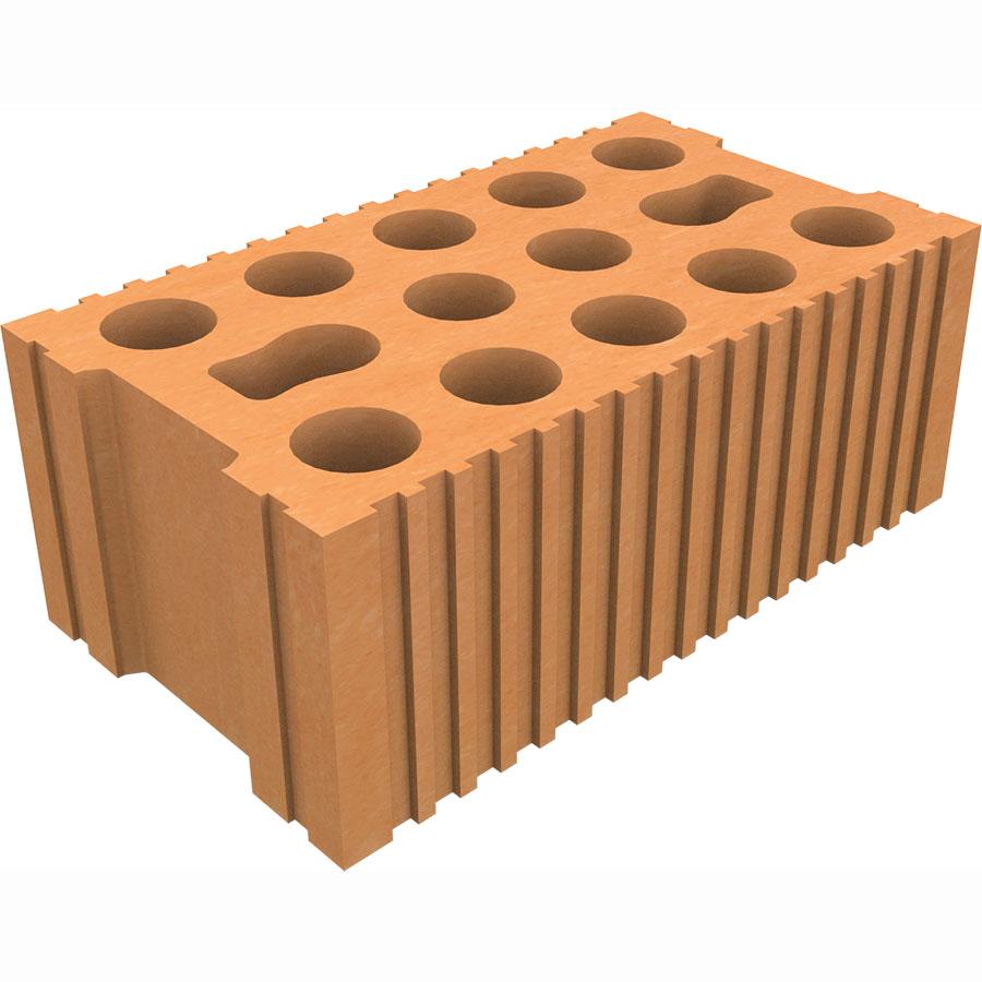 Ladrillos perforados