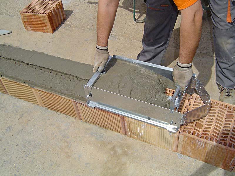 Construcción con bloques de termoarcilla